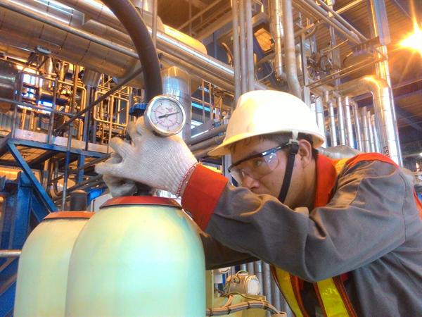 Bảo trì bảo dưỡng công nghiệp TPM hệ thống thủy lực