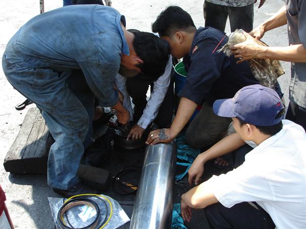 sửa chữa thiết bị thủy lực