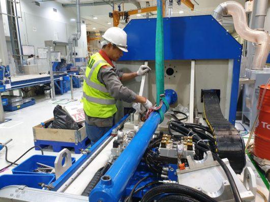 bảo trì công nghiệp trong nhà máy